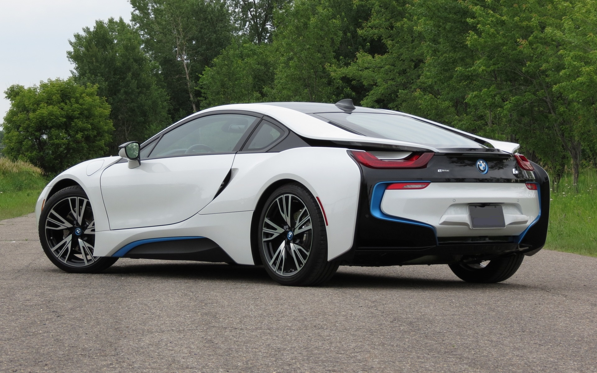Bmw I8 For Rent In Los Angeles