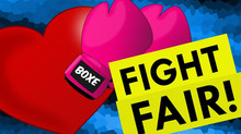 Fighting Fair:  The 4 F's.