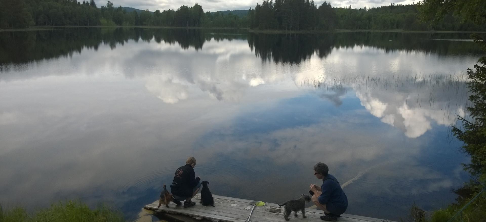 Lill-Vamsjön