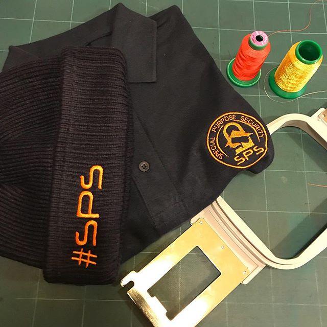 #embroidery #workwear #uniforms #customclothing #bespoke #qualityproduct #bemoreprofessional #valuef