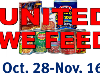 Coming Soon: United We Feed