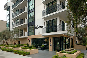 105 S. Doheny Dr. apartments