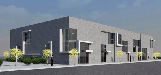 Mariposa St. Industrial Building, Burbank, CA