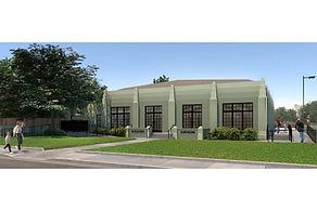 Hermosa Beach Clark Building renovation