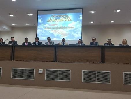 TCE-BA participa do Seminário de Controle, Transparência na Gestão Pública e Acesso à Informação
