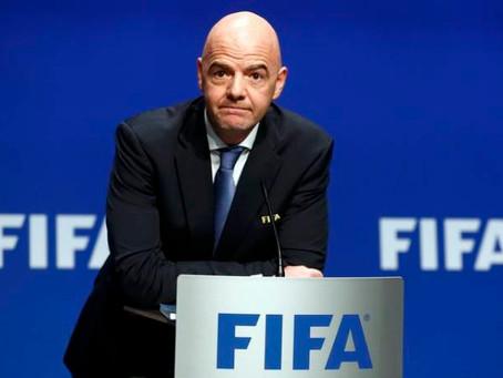 """Fifa exclui """"corrupção"""" de seu novo Código de Ética após reunião"""