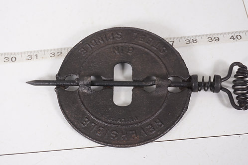 6in Griswold Stove Damper