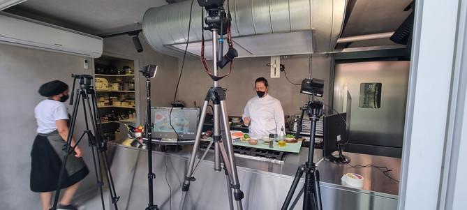 Estúdio Cozinha - Filmagem de Receitas