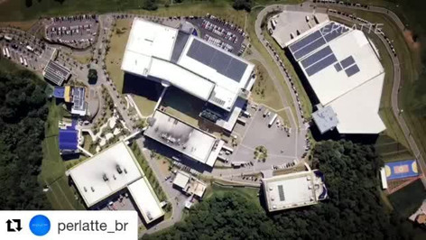 Video Drone Fábrica