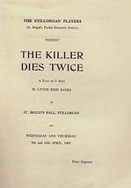 The Killer Dies Twice