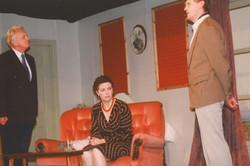 Charles (Neale Webb), Stella (Jennifer Graves) & Crozier (Basil Conroy)