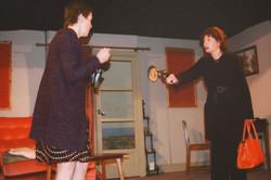 Stella (Jennifer Graves) & Vivienne (Carol Fitzsimons)