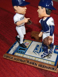 Trevor Hoffman & Ramon Hernandez