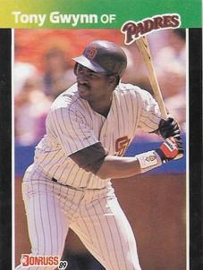 1989 Donruss Baseball's Best #42