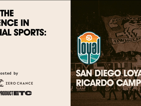 Designing the Fan Experience: San Diego Loyal