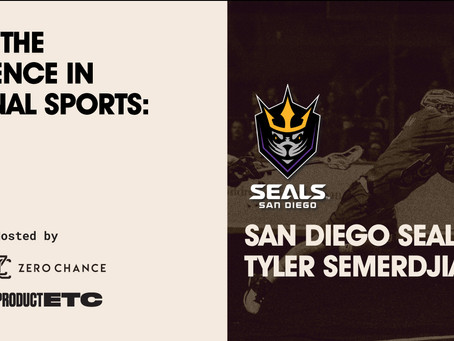 Designing the Fan Experience: San Diego Seals