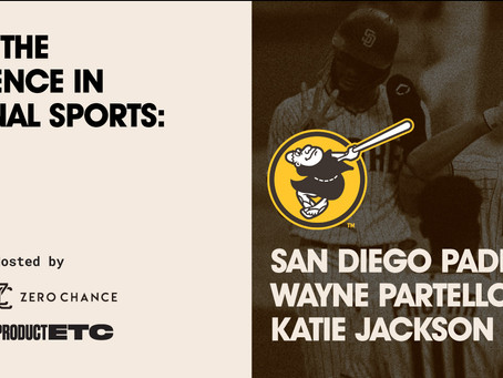 Designing the Fan Experience: San Diego Padres