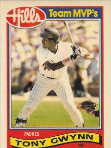 1989 Topps Hills Team MVP's #16