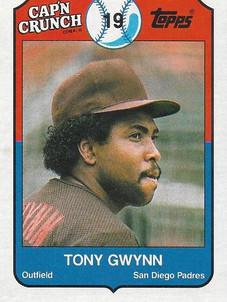 1989 Topps Cap'n Crunch #5