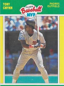 1989 Fleer Baseball MVP's #17