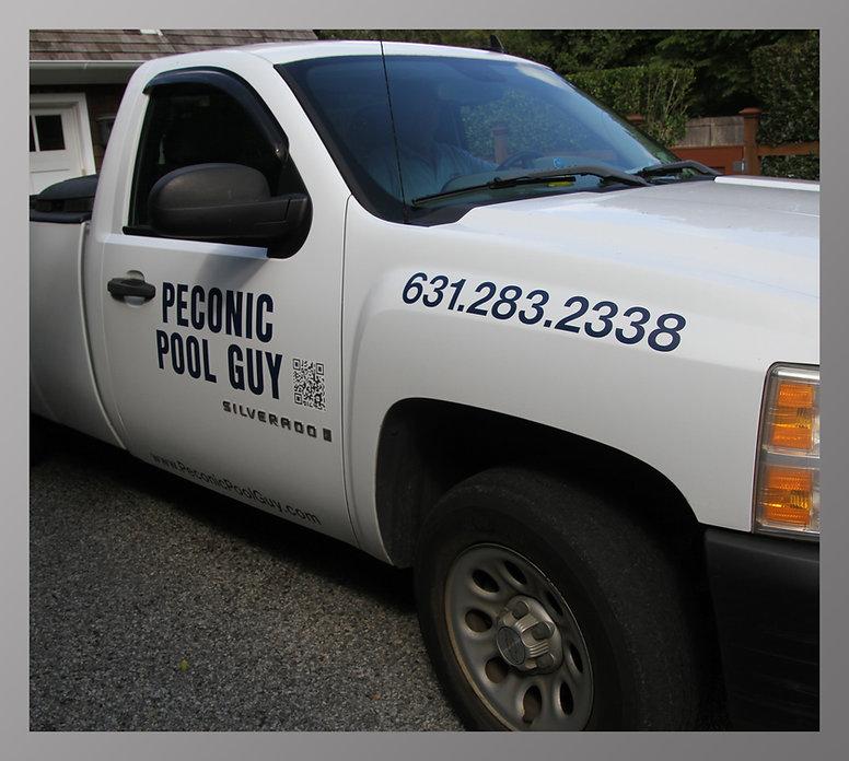 Peconic Pool Guy Service