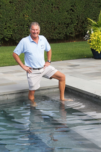 Phil Matthews - Peconic Pool Guy