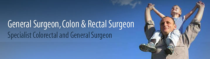Specialist Colorectal and General Surgeon