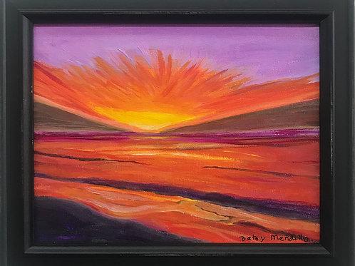 Covid 19 Sunrise