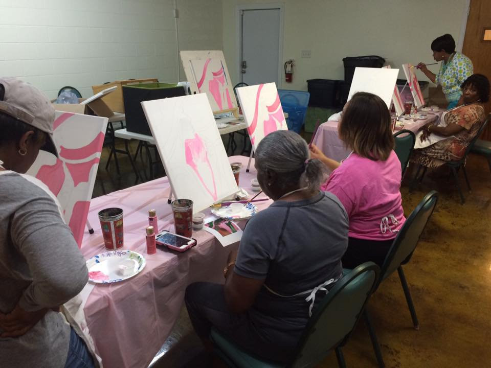 ReserveYourCanvas June24 Painting Party