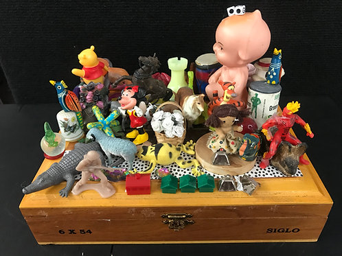 Kewpie Doll Spirit Box