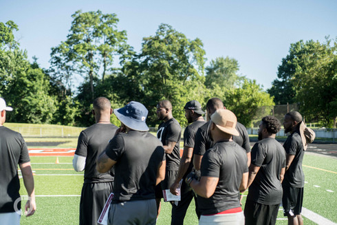 #cjskillscamp - 2018 Cardale Jones Skills Camp