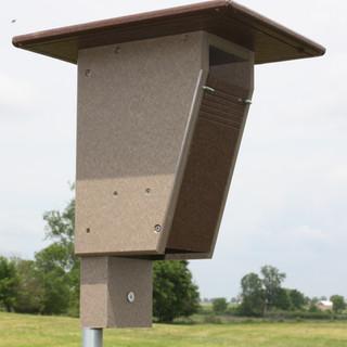 Sparrow Resistant Bluebird House