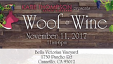 Woof and Wine - a Paw Works Event