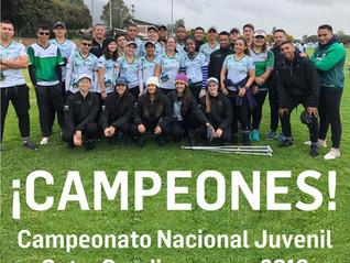Selección Antioquia, Campeón Nacional Juvenil