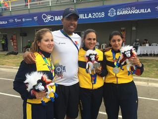 Arqueros antioqueños en los Juegos Centroamericanos, Barranquilla 2018