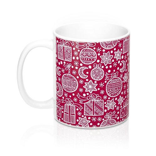 Basic Christmas Mug 1 (#60)