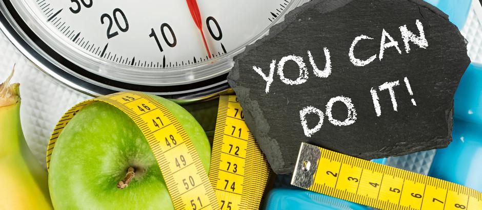 Gewichtsreduktion, Du schaffst das!
