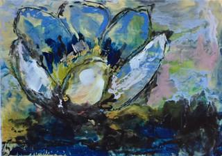 Abstract Lilies VI