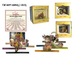 The Happy Animals' Circus