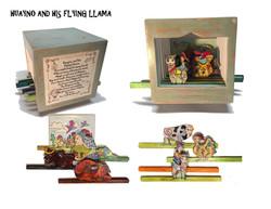Huayno and his Flying Llama