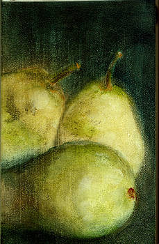 Pears abstract. (SOLD)