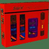 swix skin ski kit , karvasuksen huoltopaketti