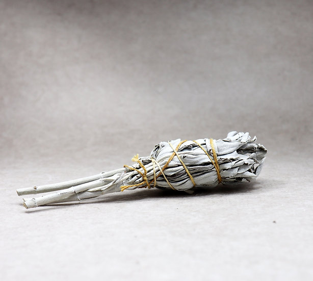 Salvie bunt. Californian  mini white Sage Smudge Sticks(Premium Quality)