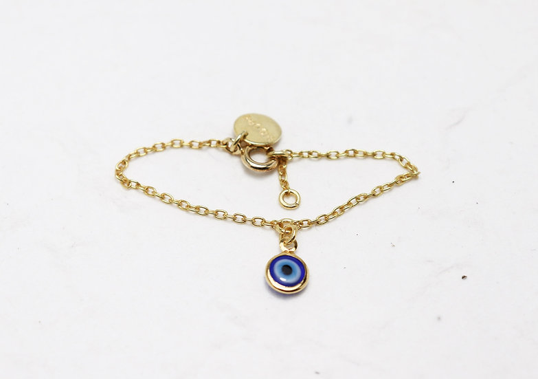 Baby bracelet - Nazar amulet - Evil eye protection