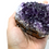 Thumbnail: Amethyst raw crystal. Stone of spiritual protection. Intuitively Chosen