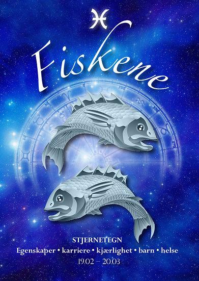 Fiskene. Bok om stjernetegnets  egenskaper, Karriere, Kjærlighet, barn og helse.
