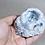 Thumbnail: Celestine cluster geode