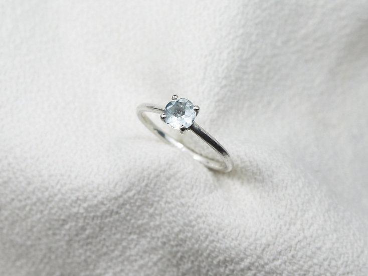 Little Princess ring -  Aquamarine
