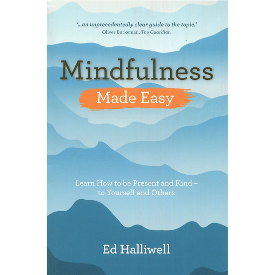 Mindfulness - Made easy. Book -