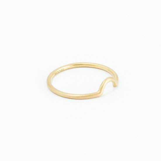 Scandinavian Rainbow Ring - 925 Silver